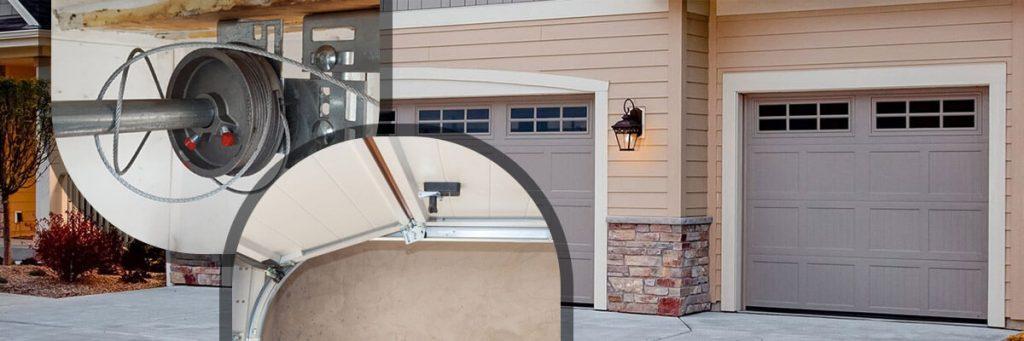 Garage Door Tracks Repair Alton